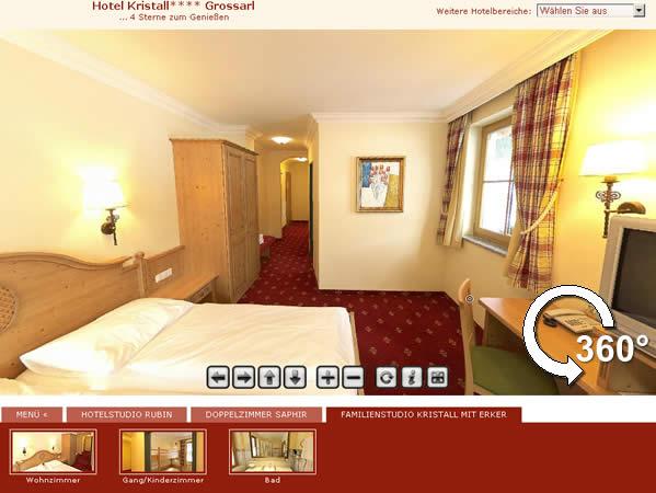 hotel kristall grossarl 360 degree photos. Black Bedroom Furniture Sets. Home Design Ideas